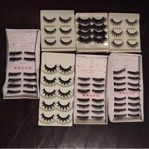 Other - NEW 36 EYELASHES‼️ EXCELLENT‼️